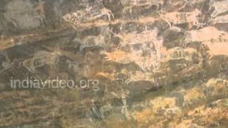 Bhimbetka Zoo Rock