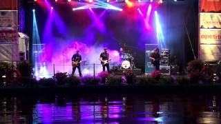 Heavy Fuel (HQ live) - dIRE sTRATS - Konzert auf der Ems, Rheine 2015