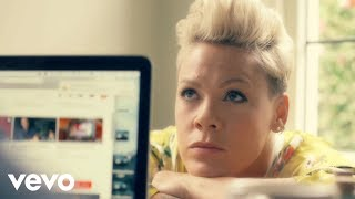 P!nk   90 Days (Official Video) Ft. Wrabel