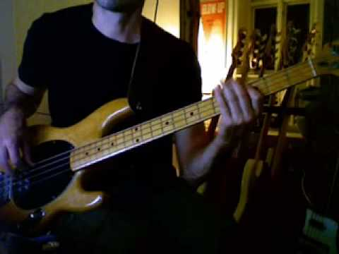 Do i do - Stevie Wonder - bass playalong