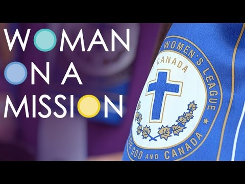 Woman On A Mission - Salt And Light Documentary