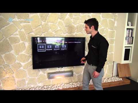 Sony KDL55W805 / W807 Kurzvorstellung