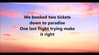 Paper Planes - Jon Bellion (Lyrics)
