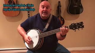6 String Banjo or Banjitar Introduction and Explanation