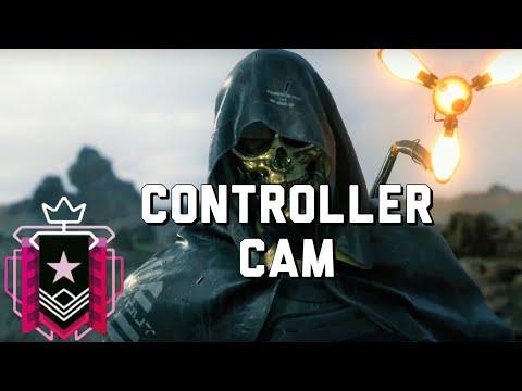 CONTROLLER CAM - Rainbow Six Siege Console Champion