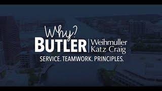 Why Butler? - Matthew Lavisky