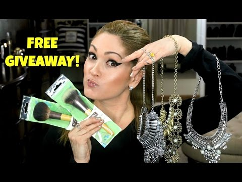 Shopping On Amazon & FREE GIVEAWAY!!!