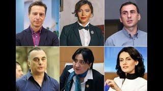 ჟურნალისტები, რომლებმაც პოლიტიკაში ბედი ნანუკა ჟორჟოლიანამდე მოსინჯეს