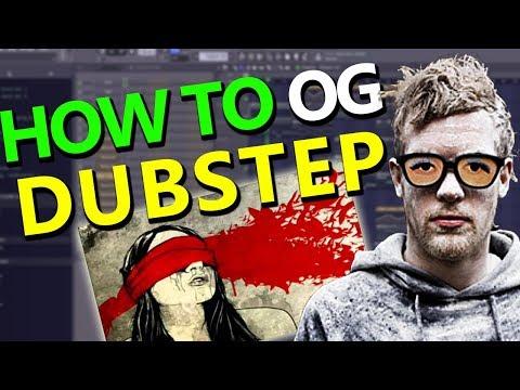 HOW TO MAKE OLD SCHOOL DUBSTEP - FL Studio Tutorial