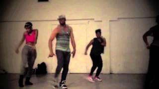 """Shavar Blackwood Choreography """"Tank - Dont Give Up"""""""