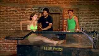 Fear Factor Aksiyon - Bölüm 5 - Yaşanan Kavga Hüsniye ve Köksal