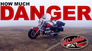 How dangerous are motorcycles?