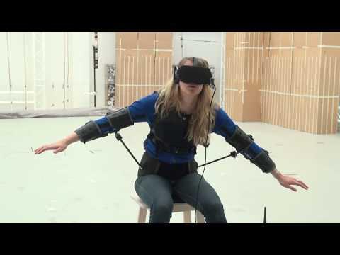 Forget joysticks, use your torso to pilot drones