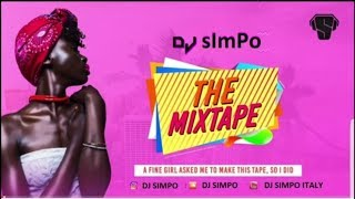 LATEST JANUARY 2018 NAIJA NEW YEAR AFRO MIX BY DEEJAY SIMPO