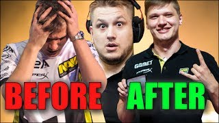 Natus Vincere After Roster Changes (CS:GO)