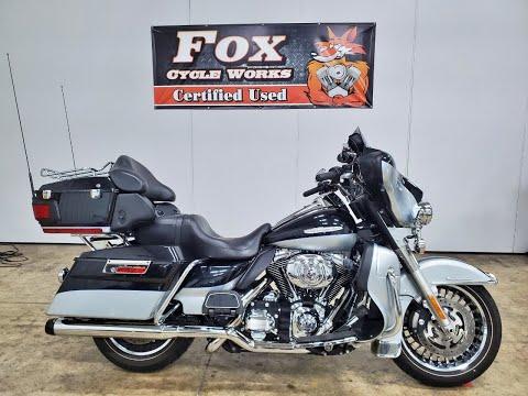 2012 Harley-Davidson Electra Glide® Ultra Limited in Sandusky, Ohio - Video 1