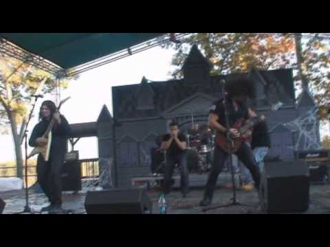 Lethal Affection live at Fright Fest