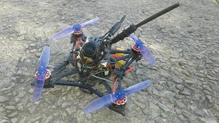 Upgraded dual blade hQ prop smoothly ever????????//fpv freestyle