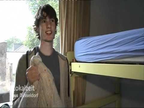 Vídeo de Backpackers-Duesseldorf