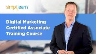 Digital Marketing Certified Associate