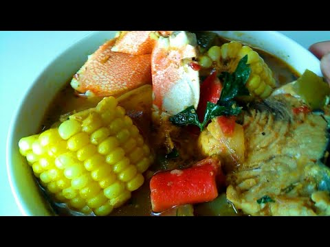 Best Seafood Soup Recipe | Seafood boil !