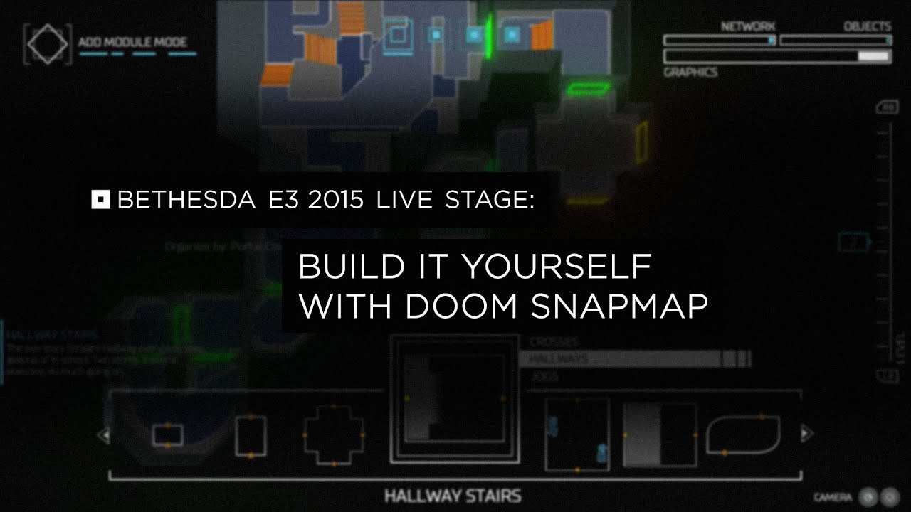 'SnapMap' Editor For The New Doom Will Let You Make Custom Game Modes