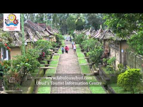 Video Ubud Tourism Center - Fabulous Ubud