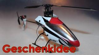 Indoor RC Hubschrauber für Einsteiger als Weihnachtsgeschenk