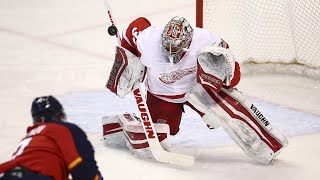 Petr Mrazek ► #34 ◄ Career Highlights (2012 - 2016) [HD]