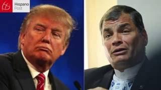 Donald Trump y Rafael Correa, astros gemelos por Emilio Palacio