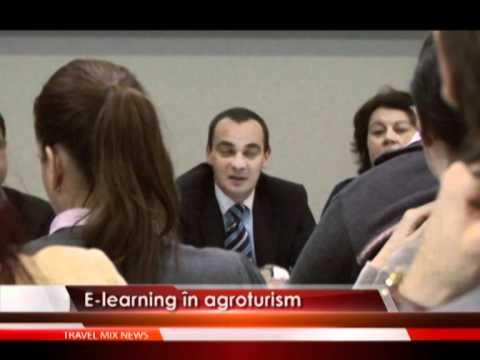 E-learning în agroturism