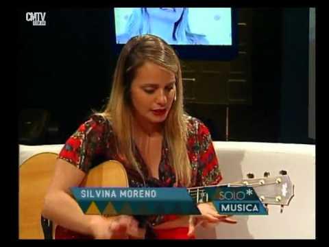 Silvina Moreno video Entrevista y Acústico - Julio 2015
