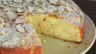 Almond Ricotta Cake   Easy Italian Dessert