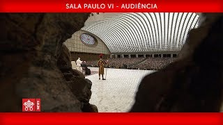 Papa Francisco - Audiência Geral 2020-02-19