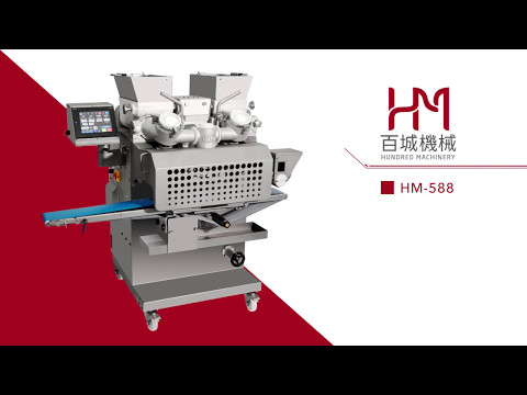 Four Colour Auto Encrusting Machine Model HM-588