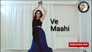 Ve_Maahi | Khesari | movie song | Arijit Singh | Ve Maahi Kesari girl dance