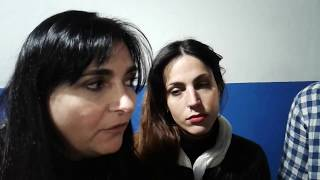 Malena Cholakian al mejor estilo Cristina
