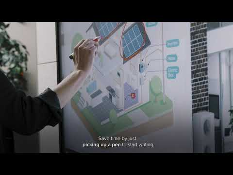 Discover SMART Ink – exclusive to SMART Board interactive displays