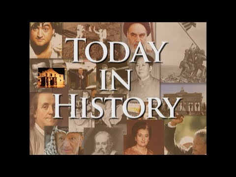 Highlights of this day in history:  The Alamo falls; The Dred Scott decision brings America closer to Civil War; Renaissance artist Michelangelo born; Walter Cronkite leaves 'The CBS Evening News'; Ed McMahon and Rob Reiner born.  (March 6)