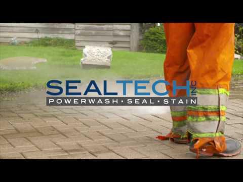 Seal Tech Inc Interlocking Stone In Toronto Homestars