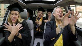 Carpool Karaoke - UW-Milwaukee Graduation Edition