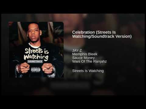 Jay Zach featuring Memphis Bleek Sauce Money and Wais P Of Da Ranjahz - Celebration