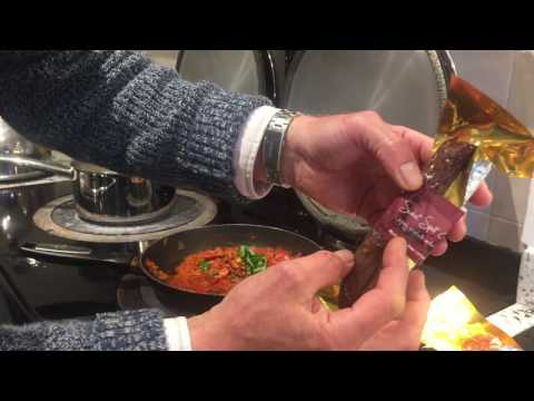 Pasta Sauce with Severn Spots Chorizo