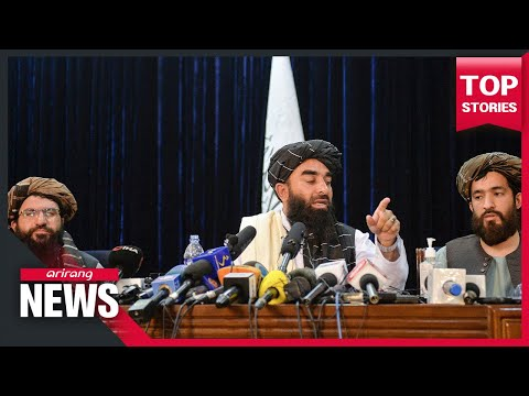 Taliban holds unprecedented press conference, doubling down efforts to convince group has changed