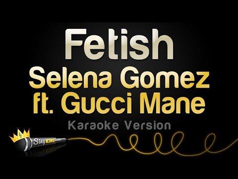Selena Gomez - Fetish (Karaoke Version)