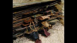 Woodland Journal/Junk Journal Flip Through