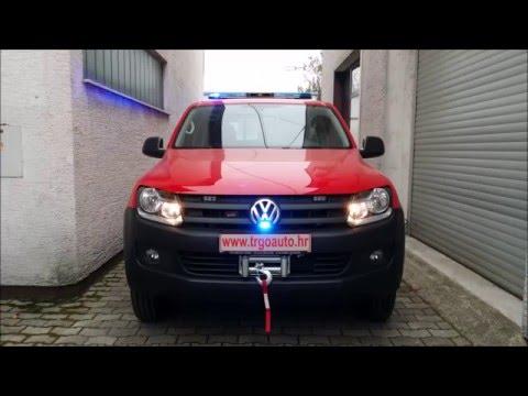 VW Amarok vatrogasni – TRGOAUTO V. d.o.o.
