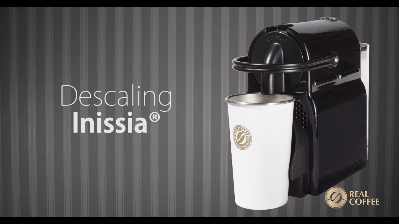 nespresso descaling kit instructions krups