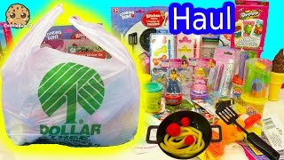 Dollar Tree Store Craft Sets & Toys Haul of Playdoh, Disney Princesses + More - Cookieswirlc