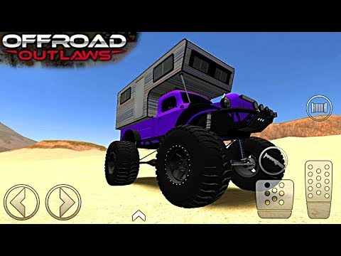 Off-Road Outlaws: NEW UPDATE! MONSTER POWER WAGON CAMPER BUILD